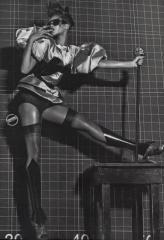 Rihanna Vogue Futuristic