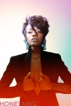 Dawn Richard get futuristic photo 1