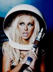 futuristic celebrities cristina aguilera