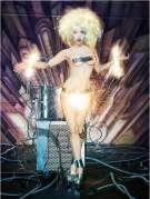Futuristic Lady Gaga