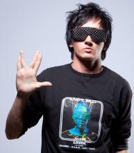 Trendsetter aka Mark Holiday - Get Futuristic photoshoot 7.1