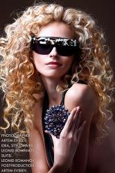 Get Futuristic eyewear shades lookbook featuring Trendsetter and Victoria Bonya (1)