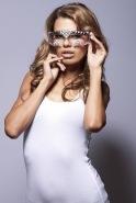 Get Futuristic eyewear shades lookbook featuring Trendsetter and Victoria Bonya (3)