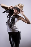 Get Futuristic eyewear shades lookbook featuring Trendsetter and Victoria Bonya (6)