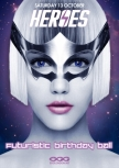 Futuristic Party Flyer cover and magazine page celebrity future (9)