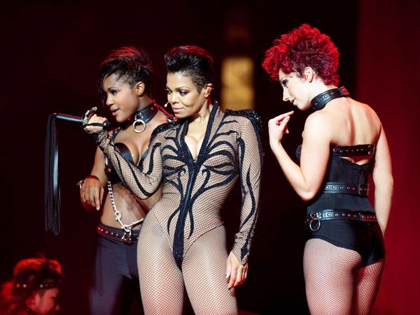 Janet Jackson Decipline Tour