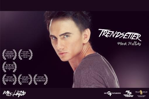 DJ Trendsetter (Mark Holiday) - Music Awards promo 2013