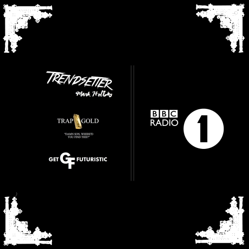 Get Futuristic music and Trendsetter on BBC Radio 1