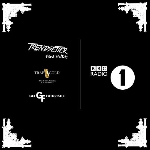 Get Futuristic music and Trendsetter on BBC Radio 1