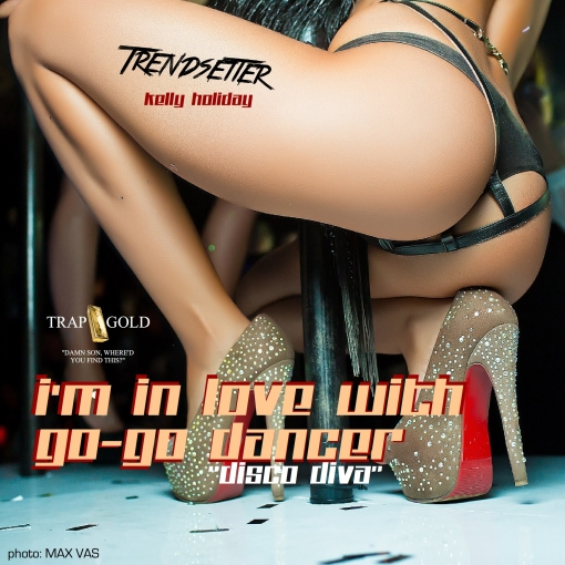 GO-GO Dancer Single cover