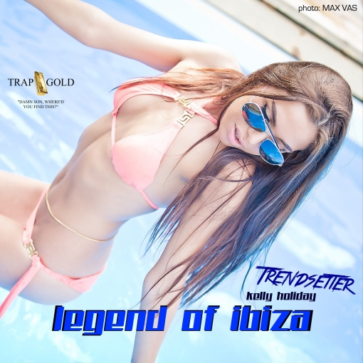 legend of ibiza Single cover
