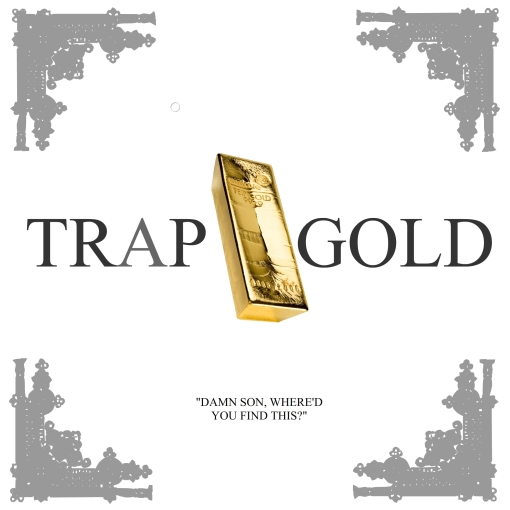 Trap Gold Records logo (ART edit)