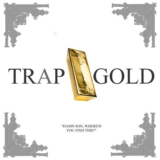 Trap Gold Records logo (ART edit)