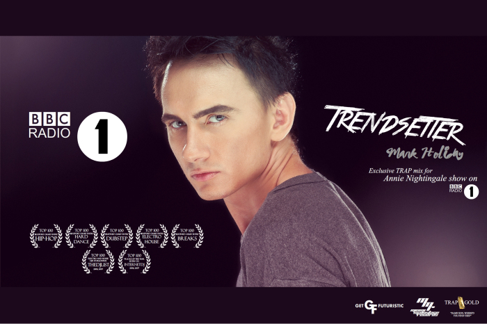 PROMO - Trendsetter, aka Mark Holiday - exclusive mix for Annie Nightingale (BBC Radio 1)